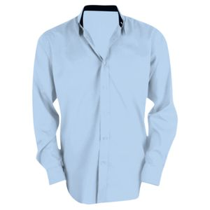 Contrast premium Oxford shirt long sleeve Thumbnail