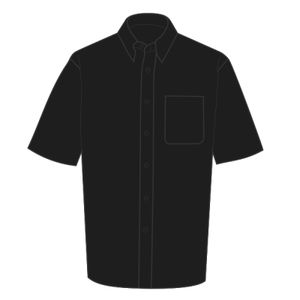 Business shirt short sleeved Thumbnail