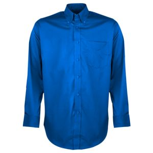 Corporate Oxford shirt long sleeved Thumbnail