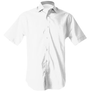 Superior Oxford shirt short sleeve Thumbnail
